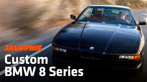 The Ultimate Custom Built Bmw 8 Series Youtube
