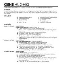 resume for cleaning service office assistant description for resume exle of resume for cleaning