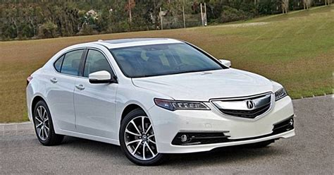 acura tlx review