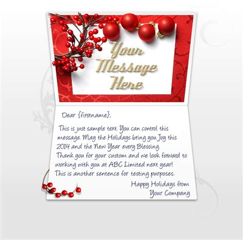 The holidays bring cheer, excitement, and for many, a mailbox full of holiday cards from from christmas cards to new year's party invitations, our business holiday cards will bring joy to your. Christmas eCards for Business   Electronic Xmas Holiday Cards