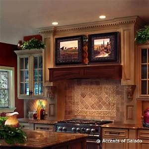 old world kitchen pictures colors old world art rustic With what kind of paint to use on kitchen cabinets for framed fruit wall art