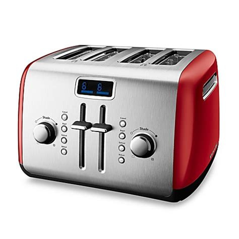 toaster bed bath and beyond buy 4 slice toasters from bed bath beyond