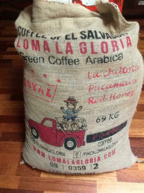 The ramirez estate employs over 400 people. 2 lbs Green Coffee Beans El Salvador La Chiltota Pacamara ...