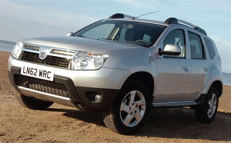 2012 Dacia Duster Photos, Informations, Articles