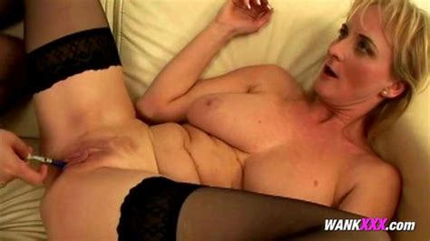 Watch Awesome Sex Action Of Hot Mature Dykes Blonde