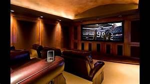 Media Home Cinema : best home theatre room design youtube ~ Markanthonyermac.com Haus und Dekorationen