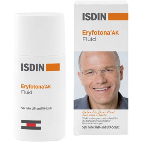isdin eryfotona ak fluid  ml