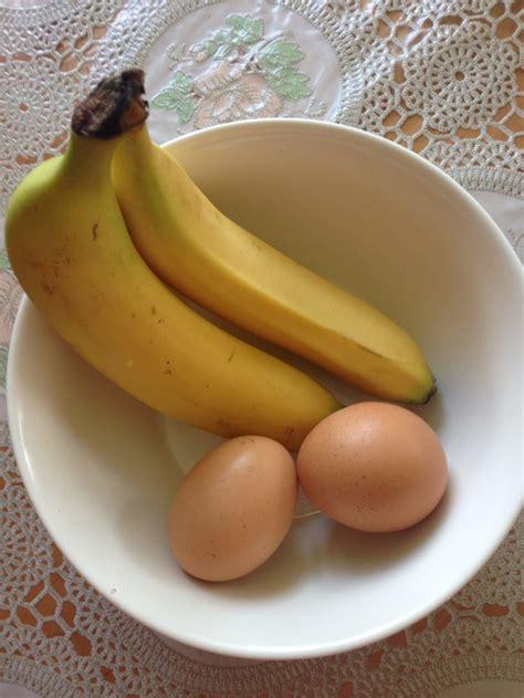 Receptes.lv - Ašās banānu pankūkas