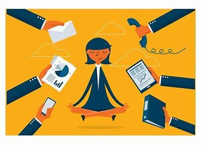 Stress Reduce Office Ways Employers Business Technology