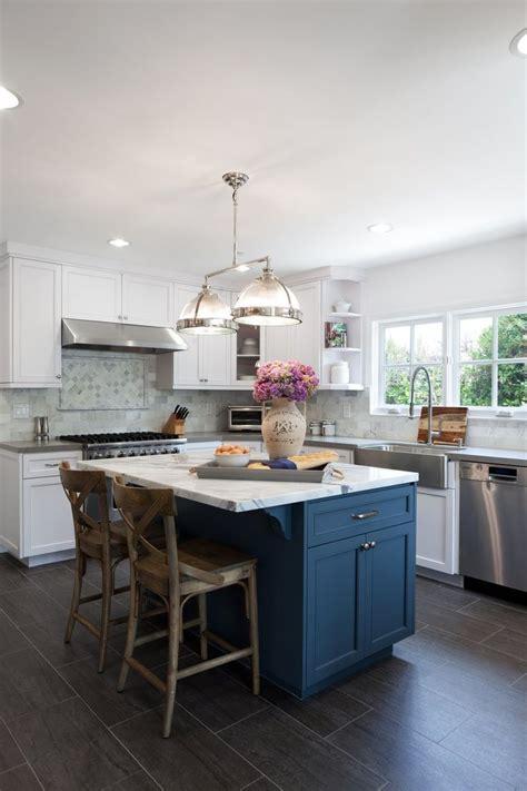 image result  blue island white kitchen cabinets