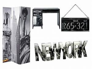Décoration New York Chambre : chambres ados paris new york aventure d co ~ Melissatoandfro.com Idées de Décoration