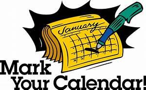 Calendar Upcoming Events Clip Art – Cliparts