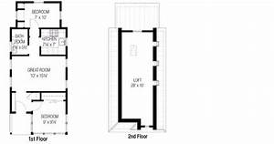 7 ideal small house floor plans under 1,000 square feet