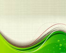 design fã r powerpoint green wave with beautiful background abstract design background 8113