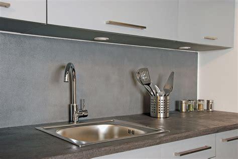 plan travail cuisine beton cire béton minéral intérieur résinence