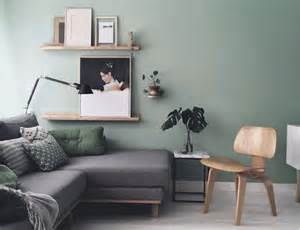 home interior wall colors 30 green and grey living room décor ideas digsdigs