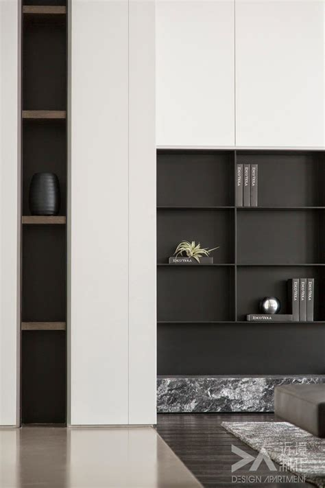 living room shelving joinery detail shadow gap architecture interiors   home decor joinery details decor