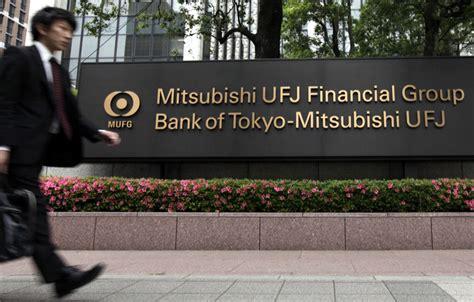 Tokyo Mitsubishi Ufj by Bank Of Tokyo Mitsubishi Ufj Banking Sicuro Con L