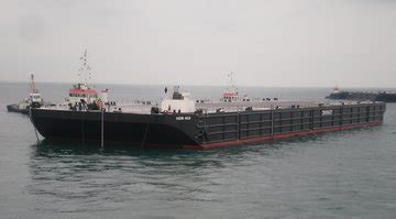 Crowley's new deck barges to support oil & gas ops in Asia ...