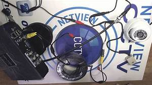 How To Connect A Microphone Add Audio To A Dvr Nvr With