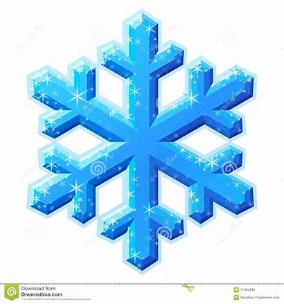 Ice Crystal Clipart Snowflake Shining Background Clipground