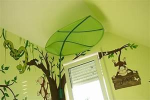 Wandgestaltung Selber Machen : wandgestaltung kinderzimmer dschungel selber machen 18 ~ Lizthompson.info Haus und Dekorationen