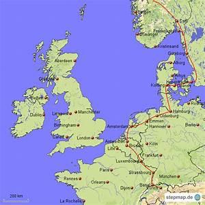 Seemeilen Berechnen Karte : skandinavien trip karte von esra landkarte f r nordwesteuropa ~ Themetempest.com Abrechnung
