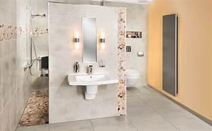 Sitzbadewanne Mit Dusche : bodengleiche dusche ratgeber von hornbach ~ Frokenaadalensverden.com Haus und Dekorationen