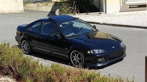 sold honda civic coupe turbo  carros usados  venda