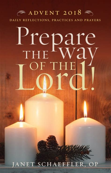 prepare     lord daily reflections