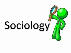 Sociology Clipart