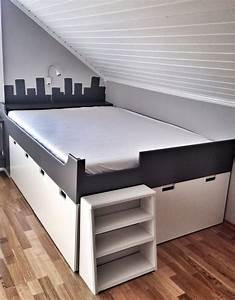 Ikea Hacks Podest : die besten 25 murphy bett ikea ideen auf pinterest diy klappbett murphy betten und schrankbetten ~ Watch28wear.com Haus und Dekorationen
