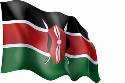 Flag Kenya Waving Graphic Ingofonts