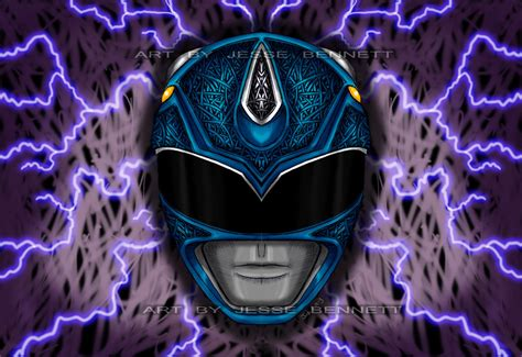 Blue Power Ranger Wallpaper Wallpapersafari