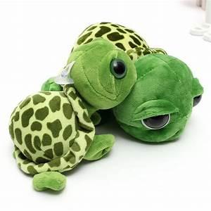 Big Eye Series Tortoise Cute Doll Turtle Stuffed Plush