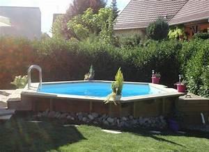 Promo Piscine Hors Sol : entourage piscine hors sol elegant piscine hors sol promo ~ Dailycaller-alerts.com Idées de Décoration