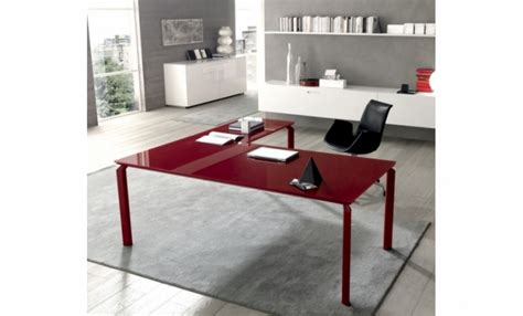 bureau verre design contemporain revger com bureau contemporain en verre idée