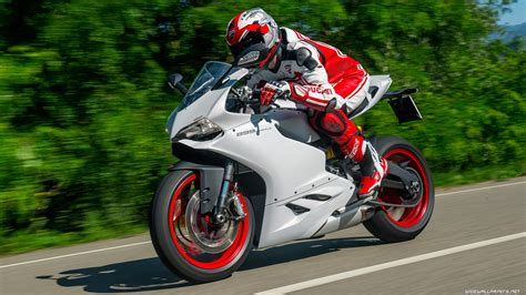 Ducati 899 Panigale Hd Wallpapers