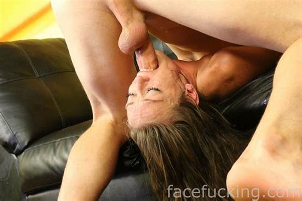 #Face #Fucked #Vienna #June #Gets #A #Facial #Gaggers