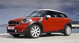 Mini Paceman Cooper S  2013  Review