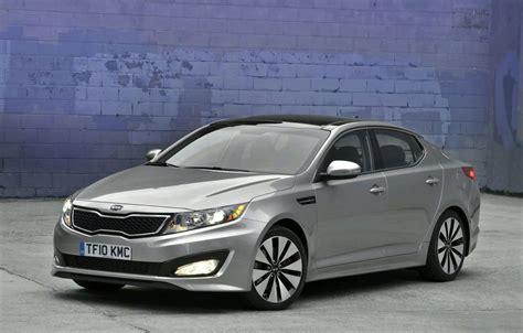 2012 Kia Models by 2012 Kia Optima Sedan