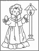 Coloring American Doll Colorir African Dall Printable Grace Bonecas Imagens Thomas Az Td Pastel Boneca Jolie Miracle Timeless Albuns Recomendadas sketch template