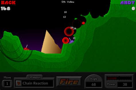 download pocket tanks deluxe 250 weapons game free