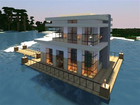 Cool Minecraft Mountain Houses Cool Modern Minecraft