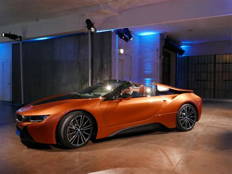Bmw I8 Roadster Photo by Bmw I8 Roadster And New I8 Coupe Debut 187 Autoguide News