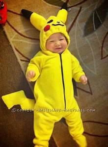 Adorable Pikachu Baby and Ash Mom Costume   Ash, Mom and ...
