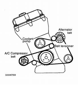 2003 Bmw 325i Serpentine Belt Diagram