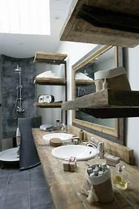 Deco Salle De Bain Carrelage : le th me du jour est la salle de bain r tro ~ Melissatoandfro.com Idées de Décoration