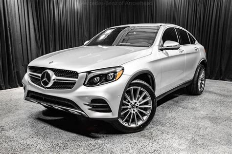 2018 Mercedes-benz Glc 300 4matic® Coupe Peoria Az 21078757