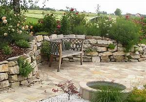 Steinmauer Garten Bilder : 25 best ideas about natursteinmauer auf pinterest feuerstellen aus stein rock h user und ~ Bigdaddyawards.com Haus und Dekorationen